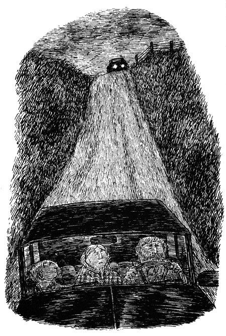 432 best images about Edward Gorey Dark Art on Pinterest Cats