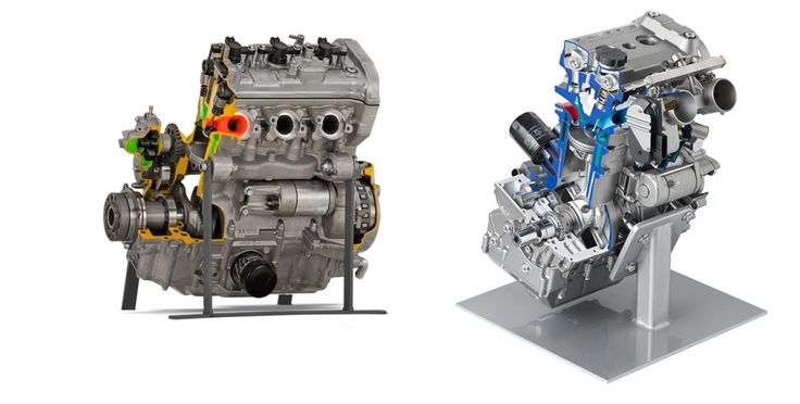 Yxz 1000r Vs Rzr Xp 1000 Eps Engine And Drivetrain