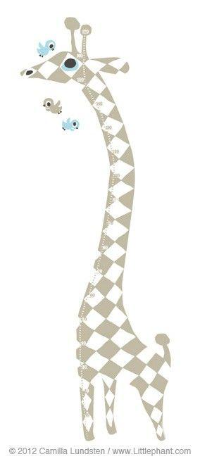 #Wallsticker #Giraffe | Beautiful Happy Things