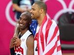 Golden hugs for Team USA basketball