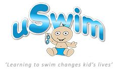 Free online kids Swimming Lessons video Classes help child have fun and learn step by step. uSwim toddler swimming lessons video provide lesson for baby.
