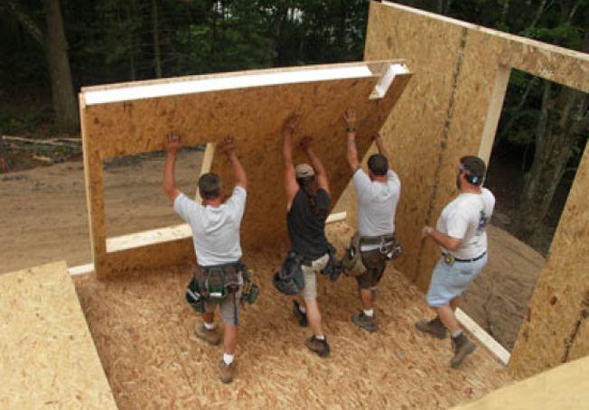 СИП панели для частного дома – удобно, но в чём их недостаток? Взгляд судебного эксперта-строителя