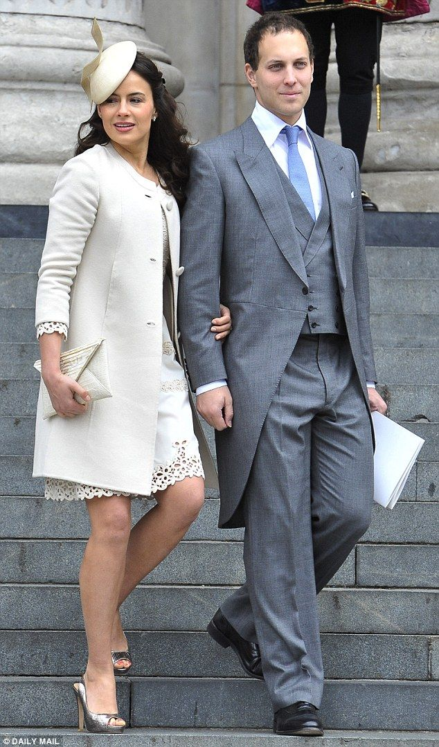 Lord Frederick Windsor, 34, and his actress wife Sophie, 35, welcomed a baby girl called Isabella Alexandra May on January 16 at London's Chelsea & Westminster Hospital