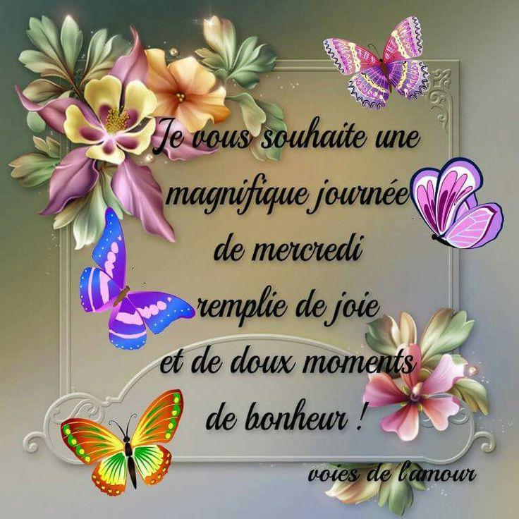Good Morning God Bless You Bon Mercredi   Jours d...