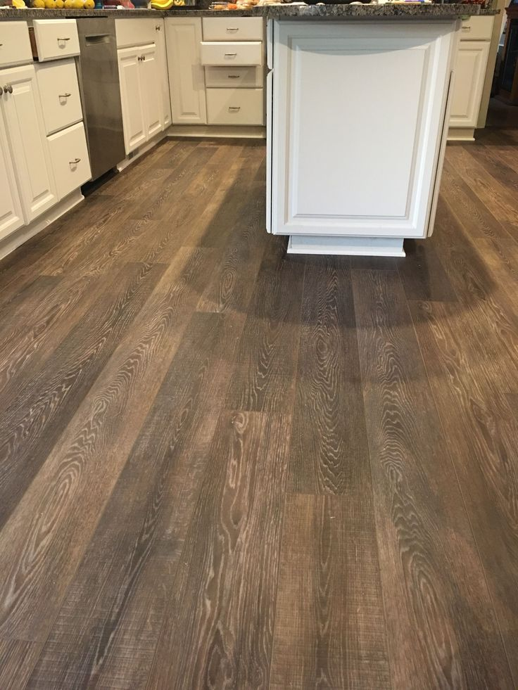 Coretec plus HD.  Klondike contempo oak