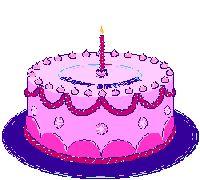 Paquete de imágenes de cumpleaños para facebook  o donde las desees compartir con tus seres queridos. Imágenes con frases que incluyen eleme...
