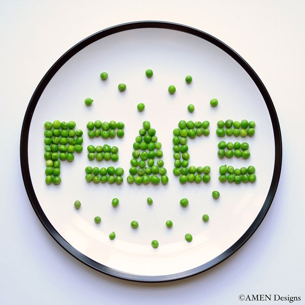 'Project Food Typography' by Kathleen Wen Xin Ang via TypographyServed