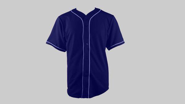 baseball jersey mockup template from mockup templates for rock star. Black Bedroom Furniture Sets. Home Design Ideas