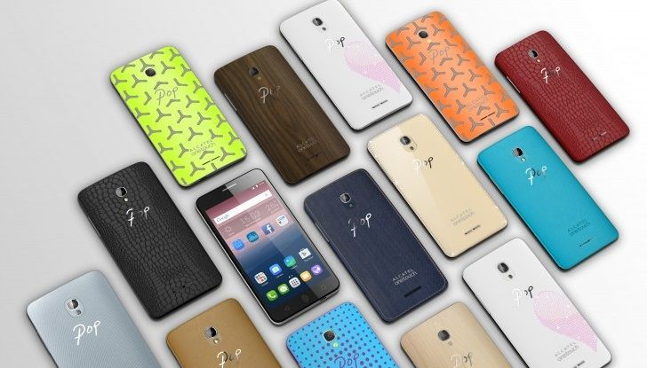 Alcatel announces new devices at IFA 2015