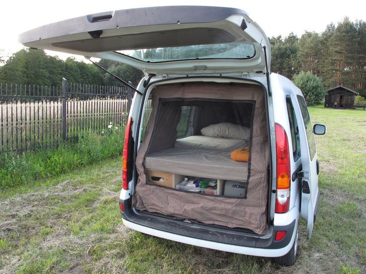 DIY MicroCamper via Insturctables