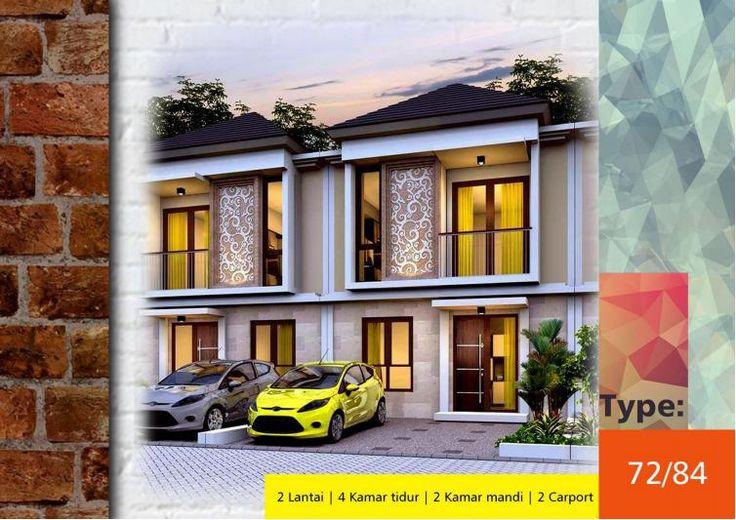 #Algira #Townhouse 1 #Kota #Bogor Type 72/84 #rumahdijual #rumahmewah #property #propertysyariah #realestate