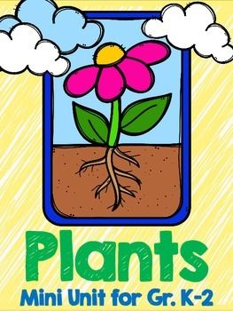 Included in this plant unit:1. Plant Anchor charts (pg.3-6)2. What is a seed? (pg. 7)3. How do seeds grow? (pg. 8)4. What are the parts of a plant? (pg. 9)5. Traveling seeds (pg. 10)6. Vocabulary (pg. 11-12)7. Life cycle anchor chart for chart paper (pg. 14-24)8.