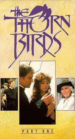 The Thorn Birds (TV mini-series 1983). I got kicked out of study hall in 8th grade d For reading this book!