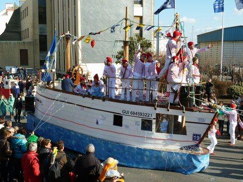 Le carnaval de Granville, en Normandie, met toute la ville en fête autour de Mardi-Gras. Une bonne idée d'escapade festive.