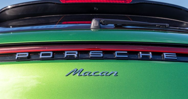 Porsche: The next Macan will be fully electric