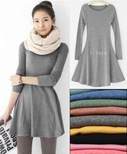 Simple Skater Dress, $9 | This Wholesale Fashion Site Could Be The Answer To Your Wardrobe Needs