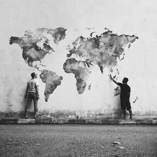 ABIDELESS is going BIG! Countdown has already started, get ready! #ABIDELESS #countdown #FebIsABIDELESS #fashion #style #streetwear #streetstyle #world #worldwide #map