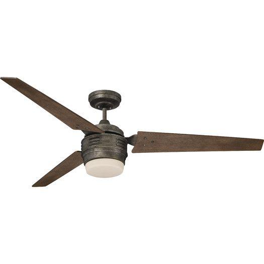 "Emerson Fans 60"" 4th Avenue 3 Blade Ceiling Fan | AllModern"