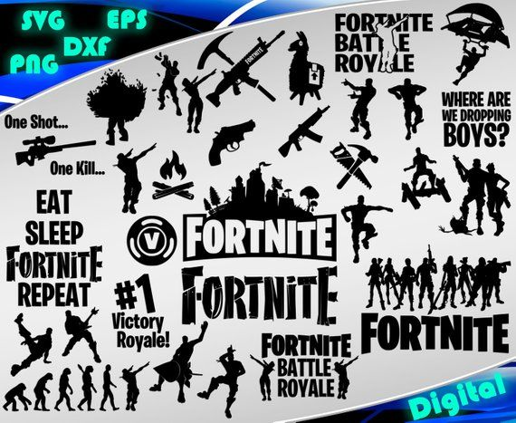 graphic about Fortnite Printable Images called Pin upon bored