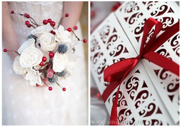 Very cool winter wedding invitations. #Russian_wedding #Winter_wedding #Wedding_invitations_idea