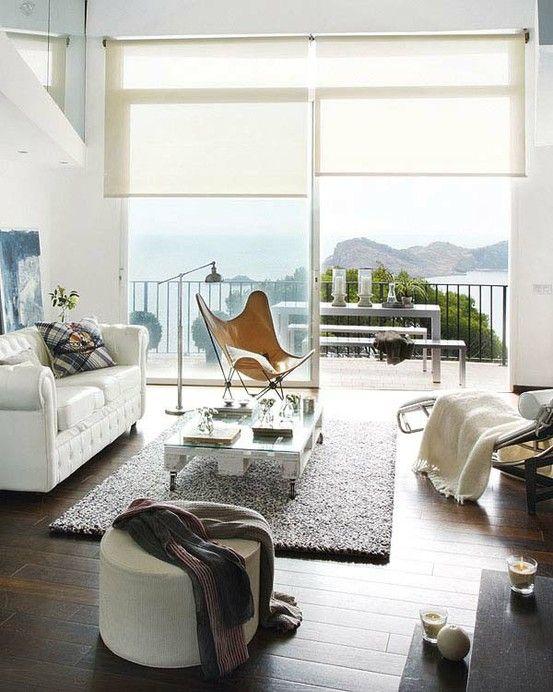 beautiful living room Home Pinterest Interiores, Hogar and