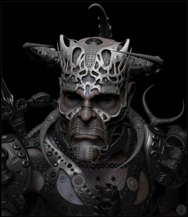Fantasy Horror and 3D Character and Models Designs
