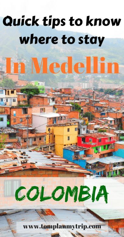Where to stay in Medellin? Make your choice between Laureles, Poblado, Belen, and Envigado in Medellin. I also recommend you my favorite accommodations and why!