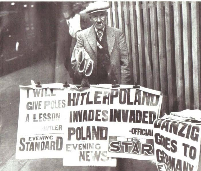 Cuando este 1ro. de septiembre se conmemore el inicio de la Segunda Guerra Mundial, habrá que recordar también que en Polonia murieron unos seis millones de polacos, un 20 % de la población del país entonces