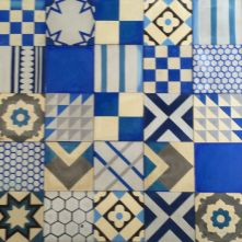 Patchwork Tiles for Sale in the UK   Reclaimed Tile Company