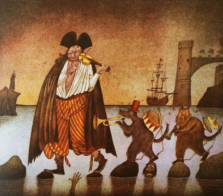Abendkonzert by Adolf Born