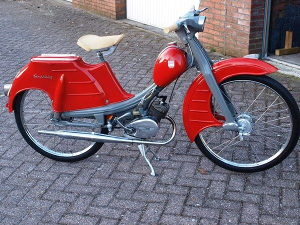 nsu quickly l red mopeds pinterest red. Black Bedroom Furniture Sets. Home Design Ideas