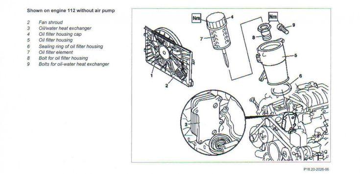 2007 Pontiac G6 2 4L Engine Diagram Oil Filter : Diagram