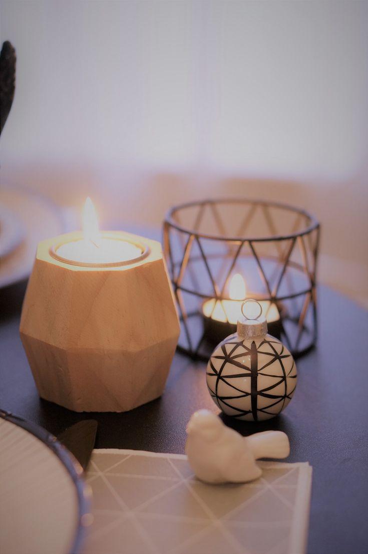 Collection Graphic cocooning : des motifs géométriques élégants et intemporels pour une table actuelle