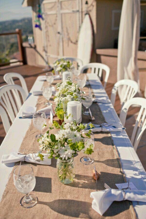 #eventsbydaniellenichole loves Rustic Beach Weddings
