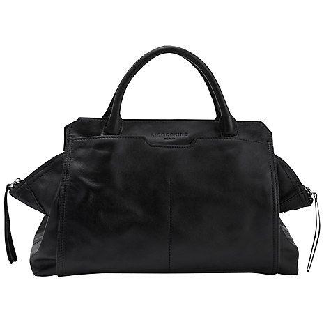 Buy Liebeskind Fuji Nappa Leather Shoulder Bag Online at johnlewis.com