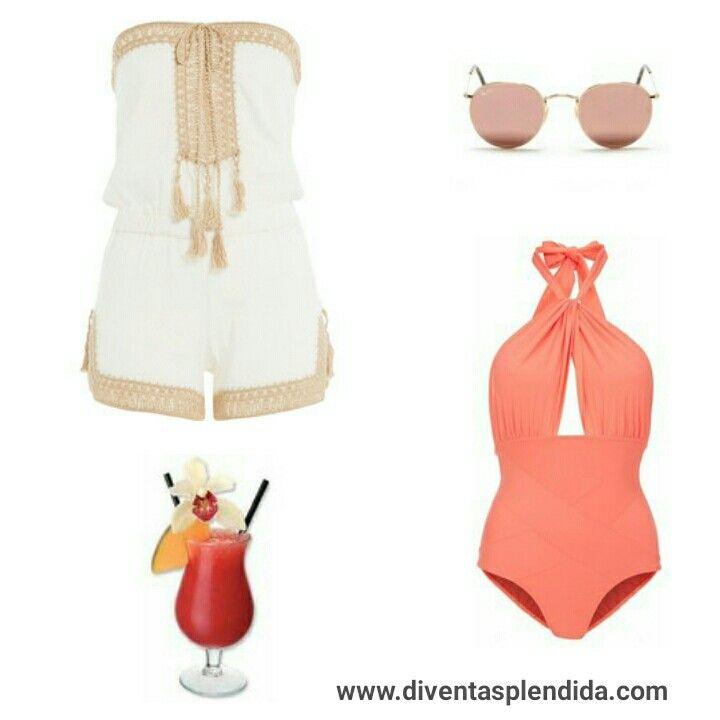 #outfit #estate   #ragazze   #spiaggia Segui  www.diventasplendida.com