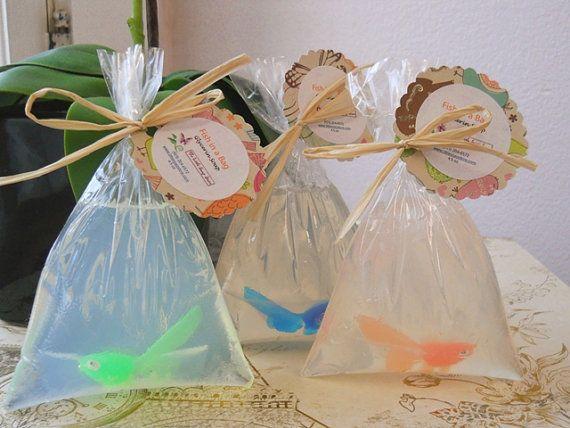 Wedding Fair Goody Bag Ideas : + best ideas about Fish In A Bag on Pinterest A bag, Kids gift bags ...