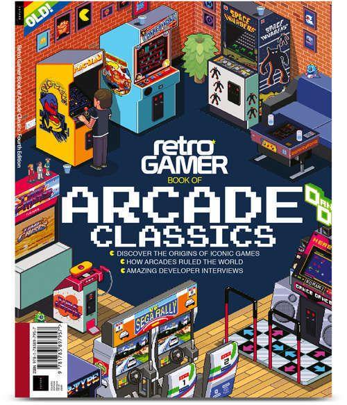 Retro Gamer Book of Arcade Classics (4th Edition) | My Favourite