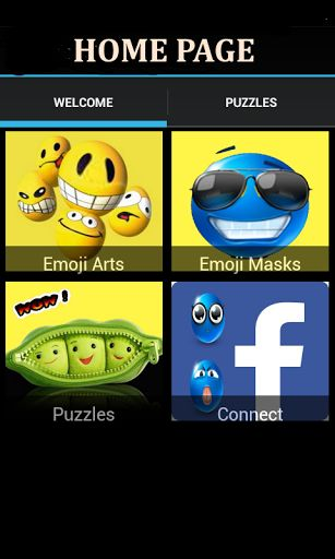 Fun new emoji 2015 is a best android free app with power packed 3 unique features where you can send beautiful HD smileys and emojis to your friends.<p>The awesome features of Fun new emoji 2015:<br>•\tGood new emoji arts which have beautiful quotes on the pictures. These amazing smiley images can either be set as a wallpaper to keep you happy :) on your android phone or the HD smiley images can be shared on WhatsApp , Facebook Messenger, email, Messages (MMS), and many other chat…