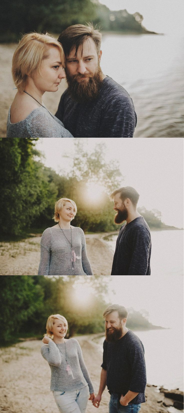 Engagement photoshoot by Pikselove. #lake #couple #relationship #goal #engagement