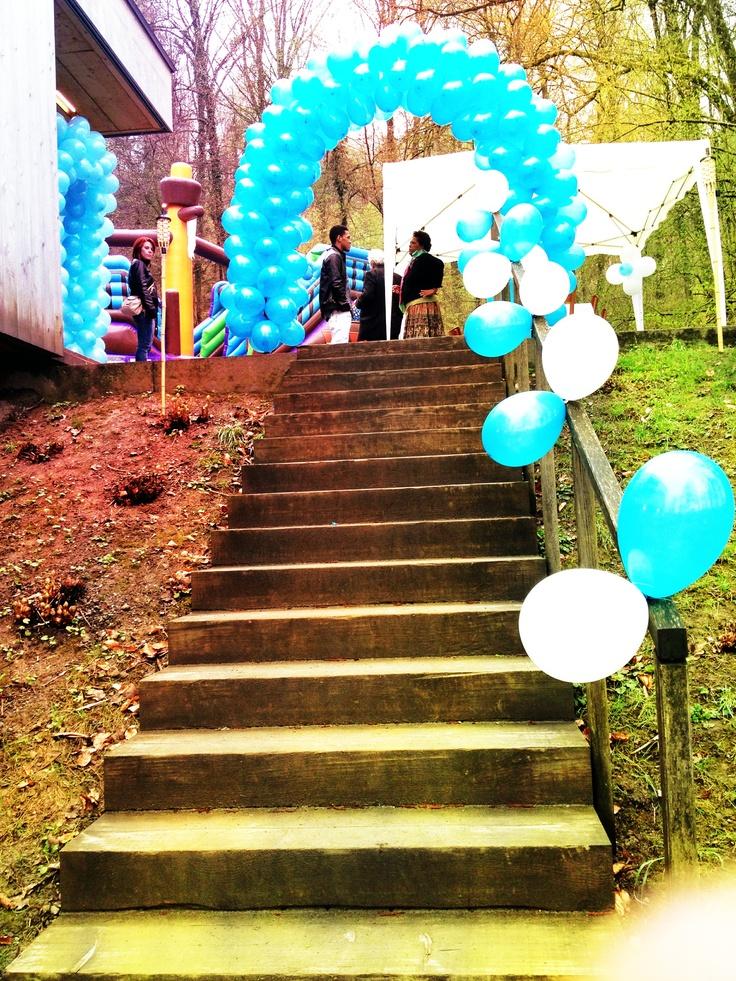 Festa organizada por Carmen Party for Kids.
