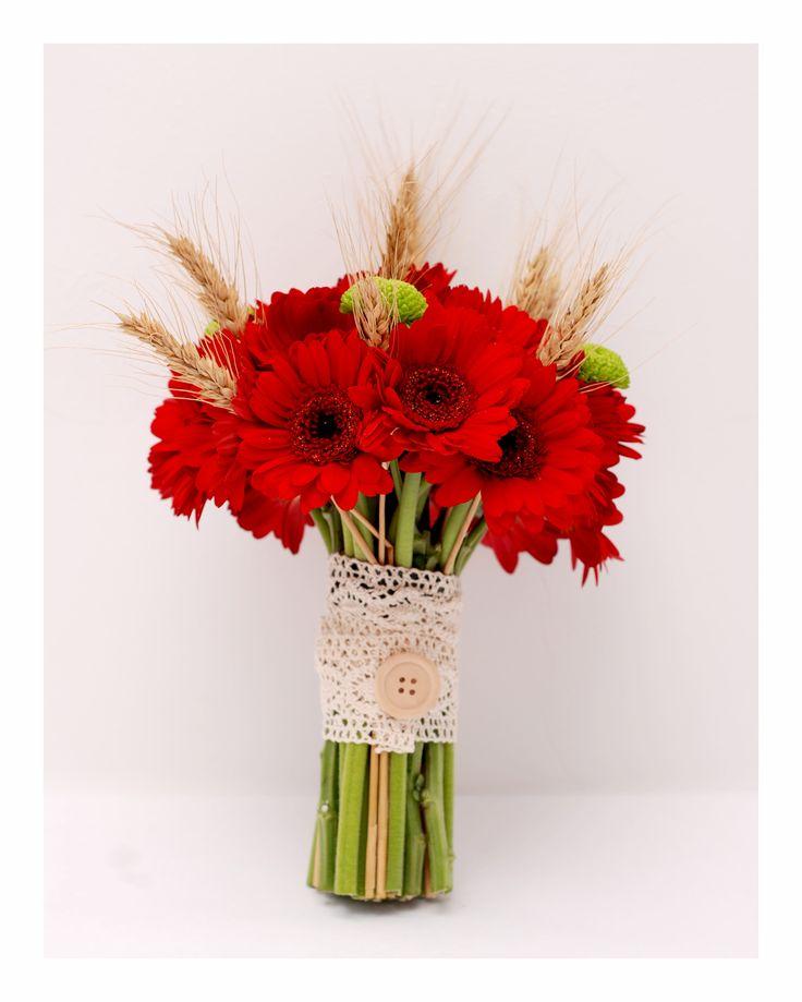 Mini-gerbera bouquet