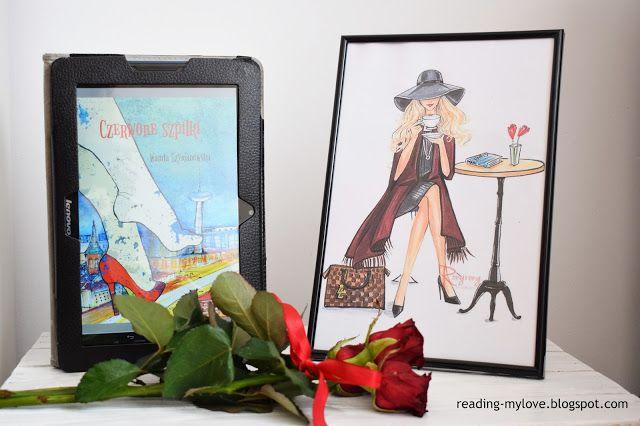 Reading-my love: Wanda Szymanowska, Czerwone szpilki
