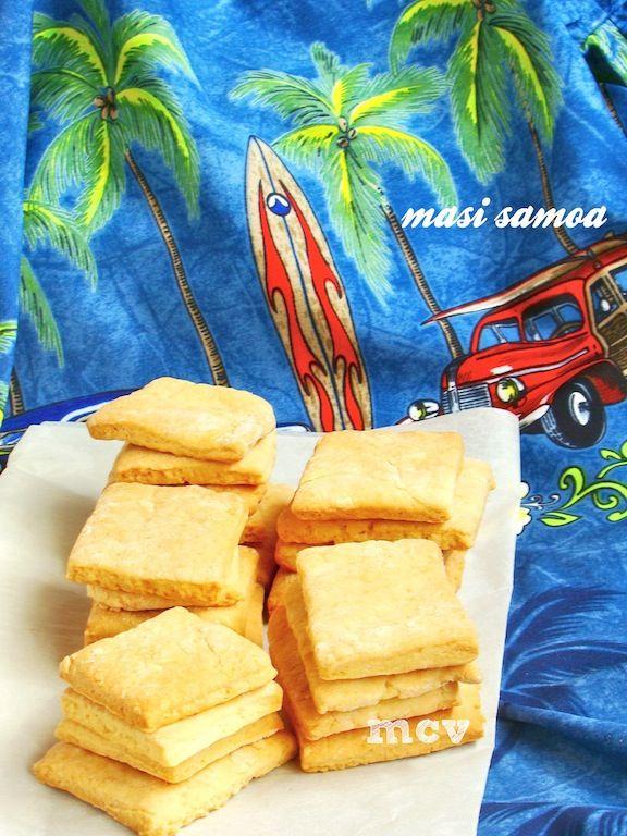 Masi samoa dalle isole Samoa