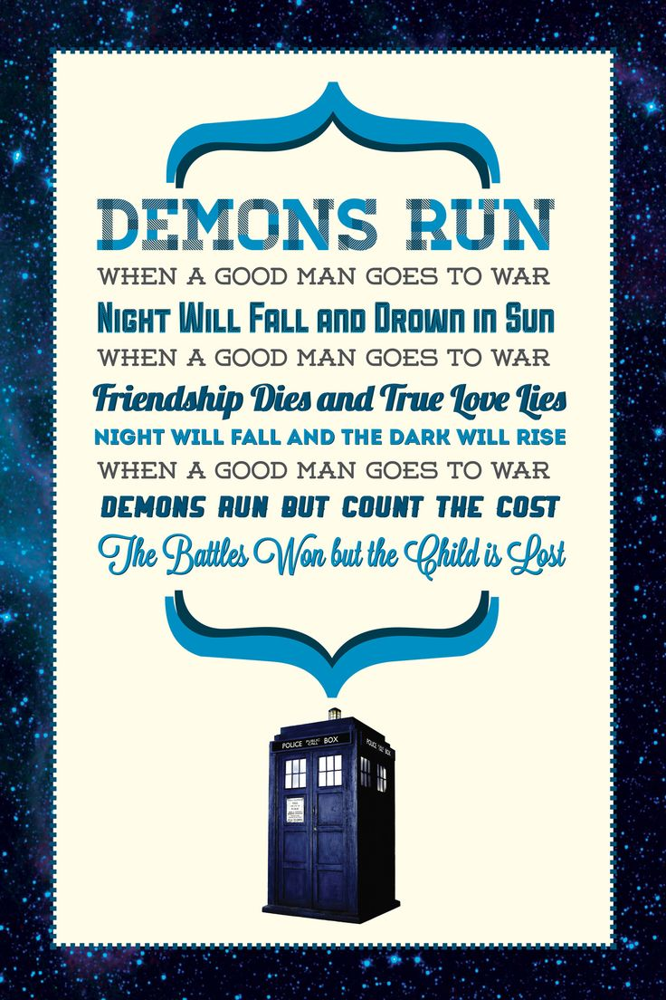 Demon's run. I want to put this exact print in our game room and just make it an all-out geek room.