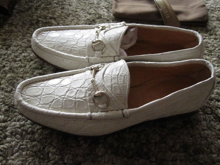 Croc White Horse Bit Loafers Gucci Men S Shoes Pinterest