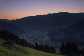 Zillertal - first light
