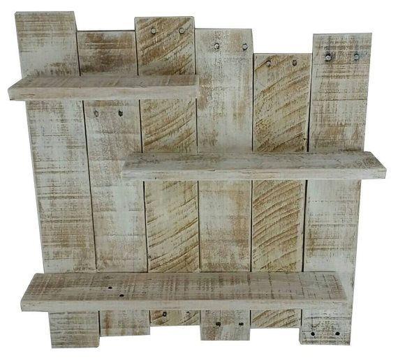 Our beach inspired wall shelf is named after White Lake in Northern Michigan. Whether you are decorating a beach inspired seaside retreat or in