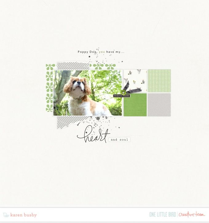 Birds of a Feather | September Any Product Edition | One Little Bird Designs