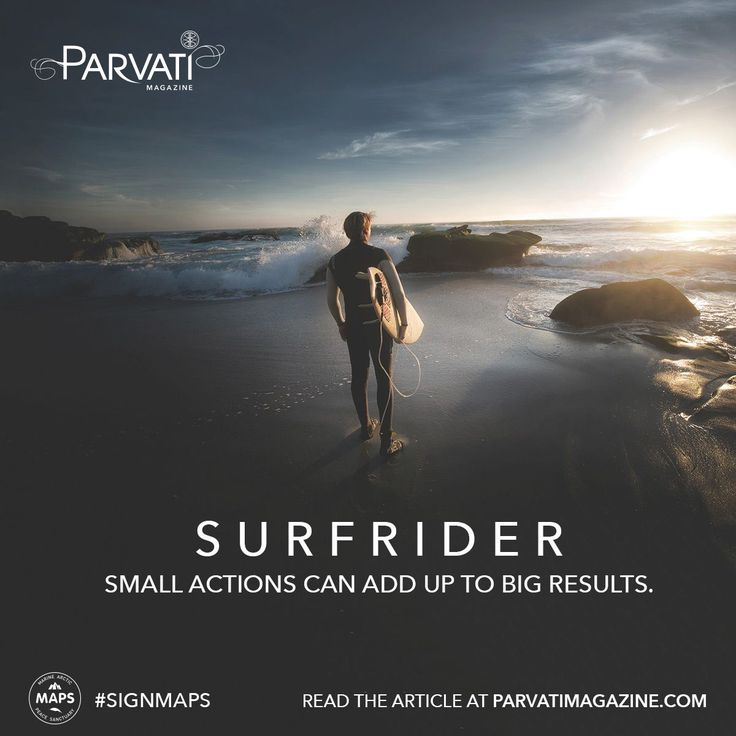 Surfrider gets astounding results. See why their model is nothing short of inspiring. Parvati Magazine discusses power of affiliation and connection to effect positive change on the world's beaches.   Help to make positive change for the vulnerable Arctic ecosystem. Please sign and share the Marine Arctic Peace Sanctuary (MAPS) petition at Parvati.org today.